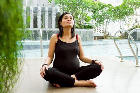 9 metode de relaxare in timpul sarcinii