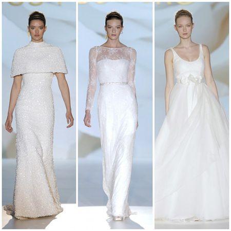 Jesus Peiro, colectia de rochii de mireasa 2015