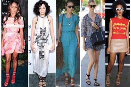 Cele mai apreciate sandale de catre celebritati. Inspira-te si tu pentru vara aceasta!