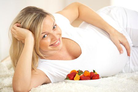 Alimentatie sanatoasa in timpul sarcinii