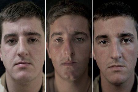 Acesti soldati au fost filmati inainte, in timpul si dupa razboi. Rezultatele te vor perturba