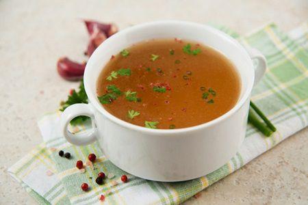 Dieta cu supa de oase