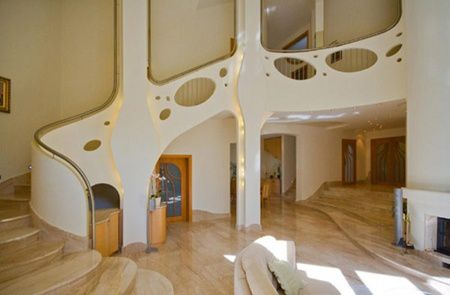 Casa moderna pentru hobbiti