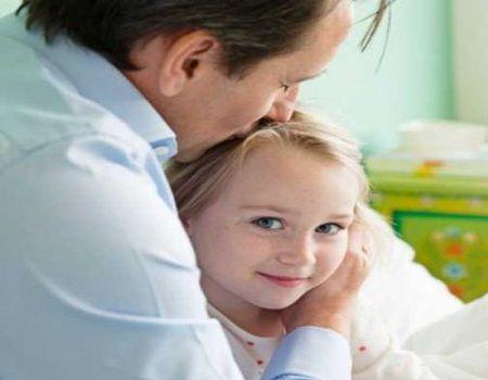 """Marturisirea emotionanta a unui tata: """"Imi pare rau ca am tipat la fiica mea de 3 ani…"""""""