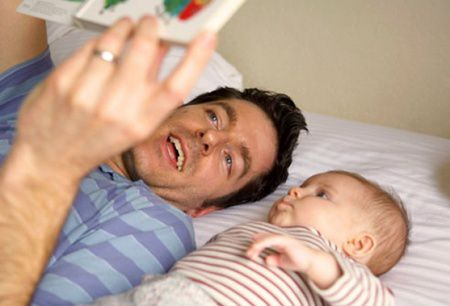 Sfaturi de incurajare pentru proaspatul tatic