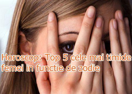 Horoscop: Top 5 cele mai timide femei in functie de zodie