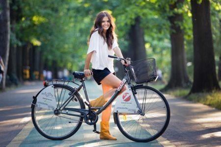 5 tinute stilate pentru bicicleta