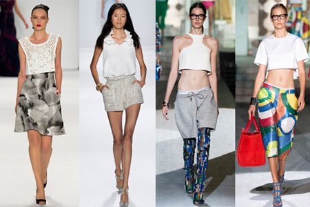Moda vara 2016: 5 modele de topuri in tendinte