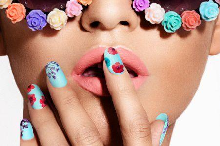 5 modele de unghii pentru vacanta de vara