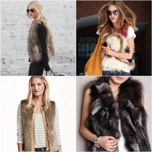 Top 5 modele de veste din blana pentru femei stilate si elegante